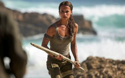 Tomb Raider Trailer Quotes – 'The fate of humanity is now in your hands.'