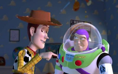 Toy Story (1995) Movie Review