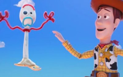 Toy Story 4 New Quotes – 'I'm not a toy!'