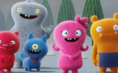UglyDolls New Quotes – 'What's per-fection?'