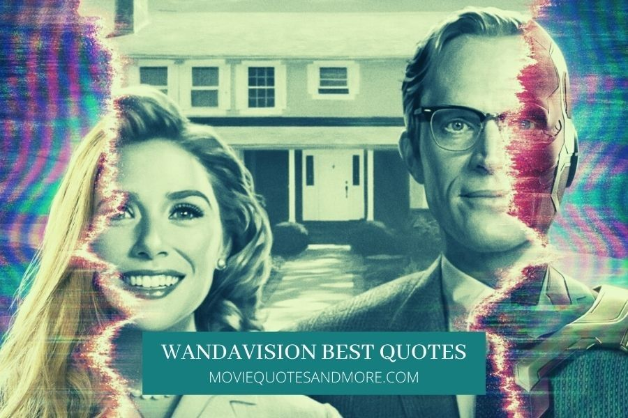 Best WandaVision Quotes on Disney+