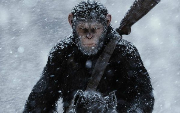 War for the Planet of the Apes New Trailer – 'I did not start this war.'